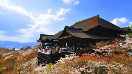 日本东京-富士山-京都-大