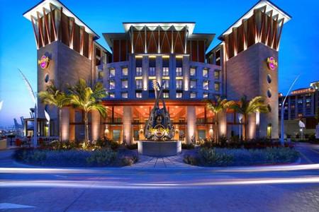 圣淘沙名胜世界硬石酒店