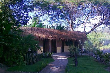 排竹小屋酒店