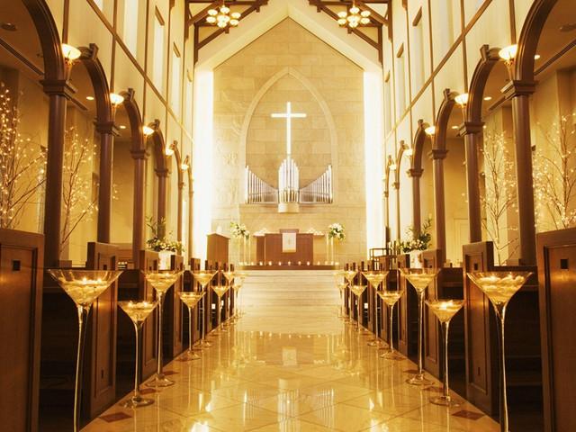 白色小教堂