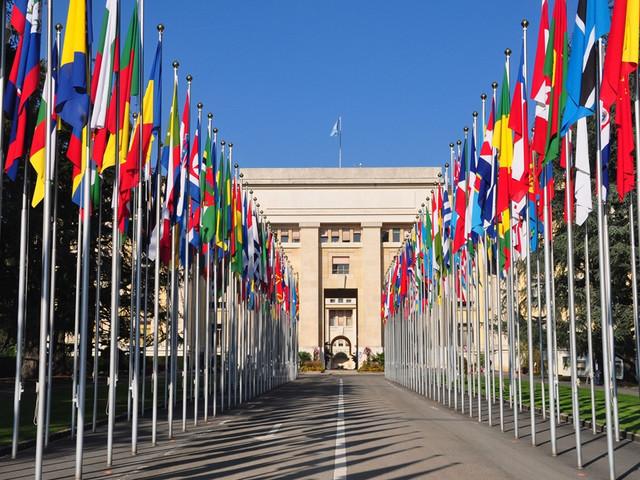 联合国万国宫