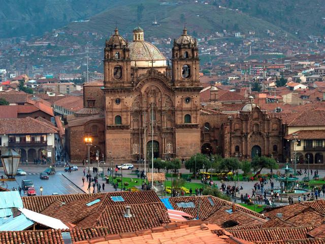 <秘鲁-利马-库斯科3天游>人文自然遗产马丘比丘3日游,乘坐马丘比丘小火车,欣赏乌鲁班巴河及峡谷的壮丽景色(当地游)