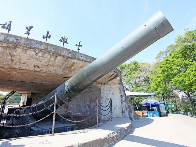 胡里山炮台