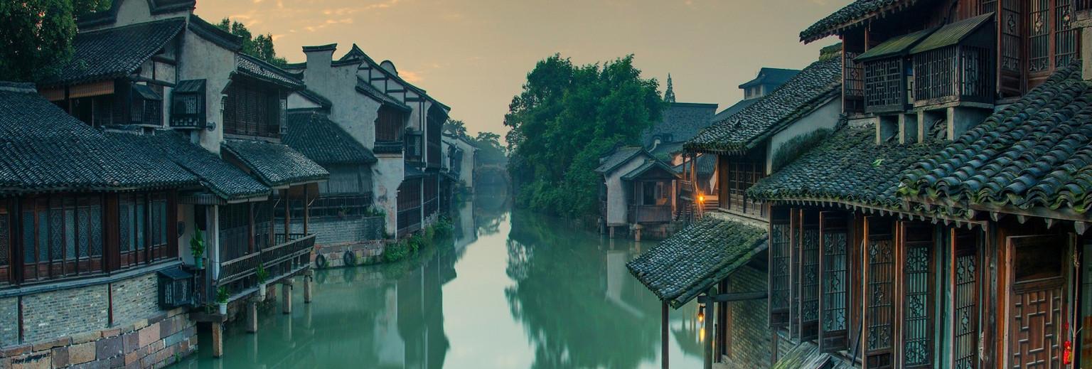 上海周边古镇玩法TOP4