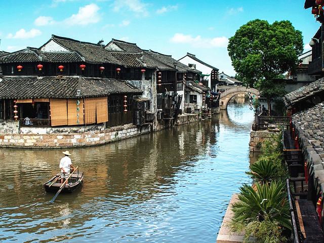 西塘乌镇水乡情 3日家庭游