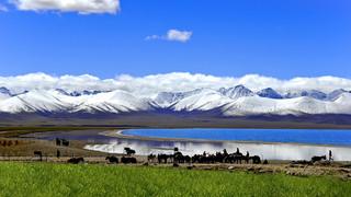 西藏拉萨-川藏线-布达拉宫-林芝-羊卓雍措-新都桥-可可西里-翡翠湖15日自驾游
