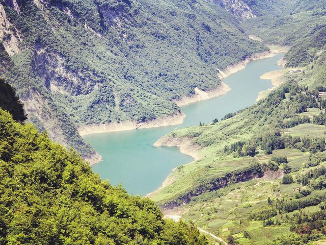 必去景点——恩施大峡谷