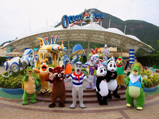 <香港3日游>当地参团,0购物,海洋公园畅玩1整天,天星小轮穿越维多利亚港,香港市区酒店,1天自由活动,人气导游