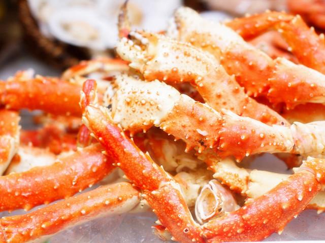 美食篇•澳洲(2)皇帝蟹