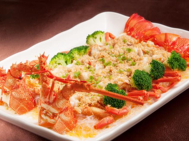 美食篇•澳洲(1)澳洲龙虾
