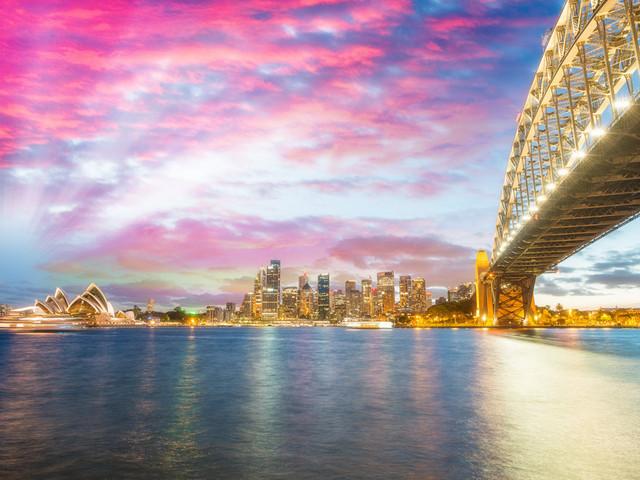 风景篇•澳洲(1)去悉尼歌剧院听一场歌剧