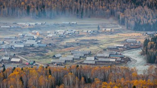 新疆天池-喀纳斯-禾木村-白哈巴-江布拉克双飞8日游