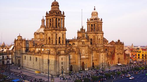 墨西哥-古巴13日游