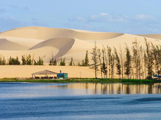 美奈——一半沙漠一般大海