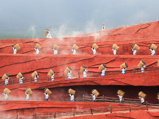 <玉龍雪山-冰川公園1日游>8人內小團,0購物,乘冰川大索道,觀印象麗江,游藍月谷,享雪廚自助餐