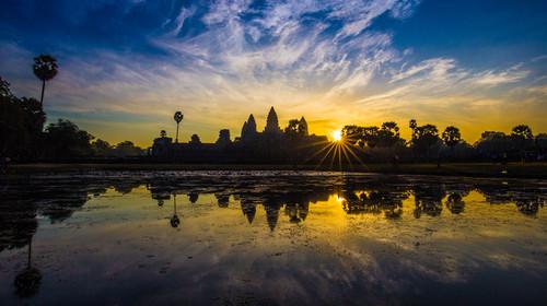 柬埔寨+暹粒4晚5或5晚6日游