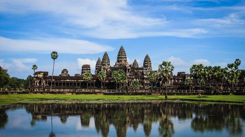 柬埔寨吴哥金边三飞6日游