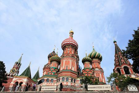 <俄罗斯双都5晚6日深度游>圣彼得堡上团、叶卡捷琳娜宫、红场、克里姆林宫、冬宫广场、夏宫30人团(当地参)