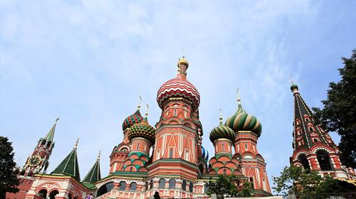 俄罗斯双城+金银环+贝加尔湖+叶卡捷琳堡大全景11日游