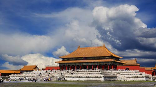 北京故宫+天坛+颐跟   园1日游
