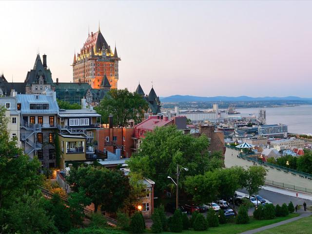 <加拿大-多伦多-蒙特利尔名胜千岛湖3日游>加东五大名城精华游,魁北克古城,含早餐(当地游)