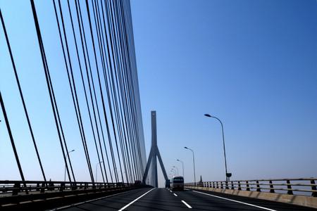 <珠海市区+港珠澳大桥1日游>珠海市区热游景点,乘坐邮轮一观宏伟的港珠澳大桥,含午餐,市区内上门接