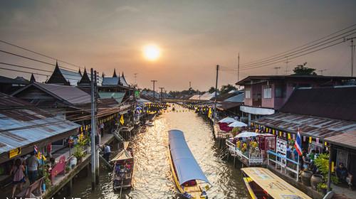 泰国曼谷-芭堤雅机票+本地5晚6日游