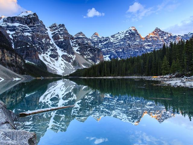 <加拿大落基山脈+溫哥華+維多利亞10日游>自營,當地成團,10人,一價全含,三大國家公園,落基山之光列車,巨輪雪車,探秘精靈島,酒店升級