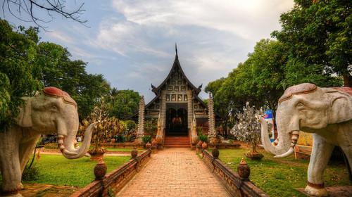 泰国清迈-清莱-拜县机票
