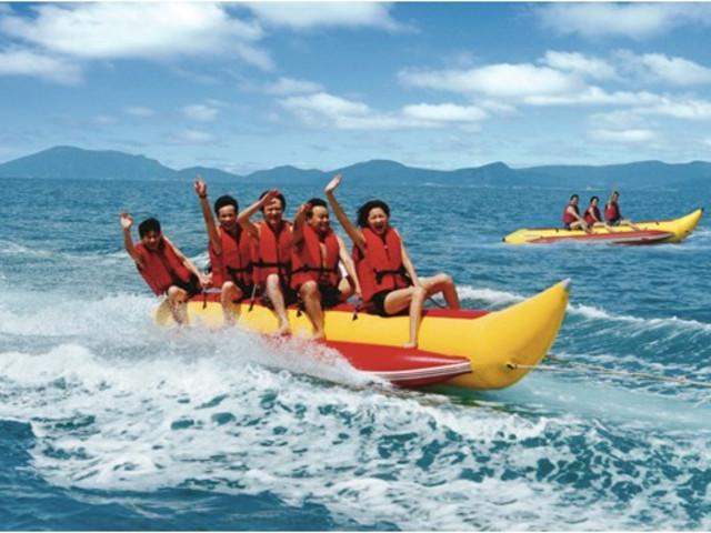 <三亚西岛1日游>海岛风情 车接车送 戏水畅游