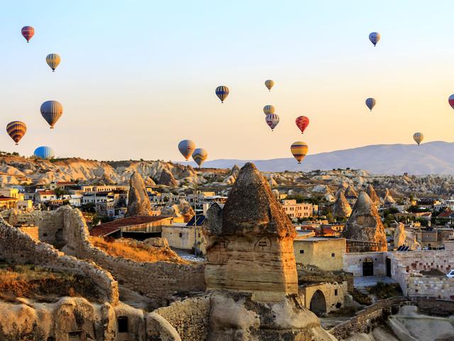 <土耳其当地8晚9日游>自然文化奇景 特色美食 洞穴海边酒店 可选热气球滑翔伞 私家团 一单一团 2人即发