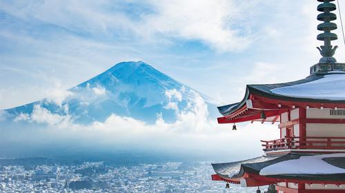 日本本州6日游