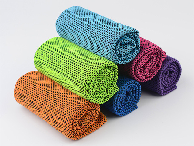 冷感運動毛巾 速干巾 冰巾 旅游出行必備