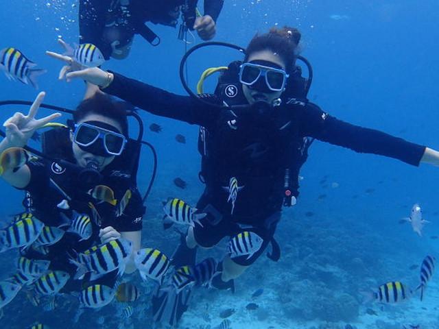 <菲律宾长滩岛体验潜水+热石SPA一日游【含五星酒店晚餐+可加拍接送】>