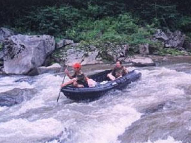 <清原红河谷漂流一日游【12.8公里超凡体验,水上过山车】>