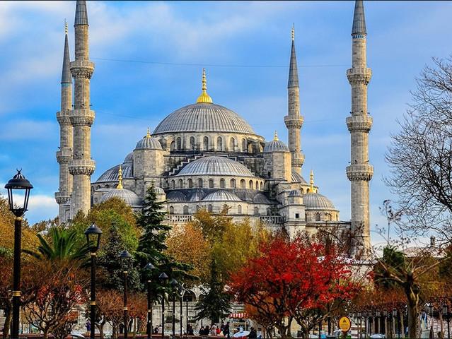 <FIT系列·土耳其世界遗产经典7日游>伊斯坦布尔+热气球+棉花堡+以弗所(当地参团)