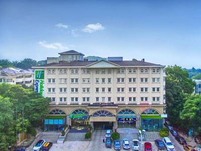 南京玄武湖智选假日酒店
