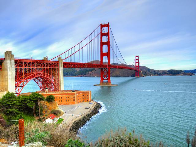 <美国西海岸洛杉矶-硅谷-旧金山-蒙特雷-拉斯维加斯7日游>(当地参团)