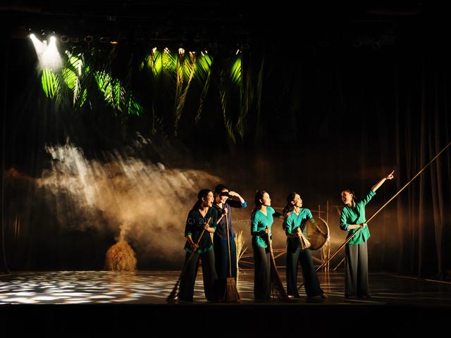 贡歌剧院The Mist Dance秀门票(含接送/ Ooh zone