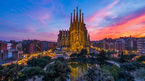 西班牙+葡萄牙11-12日游