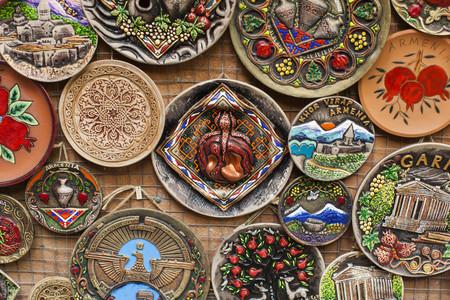 <高加索-格鲁吉亚-亚美尼亚-阿塞拜疆18日游>移动雕像,上帝城堡Uplistskhe,斯大林博物馆,塞凡湖