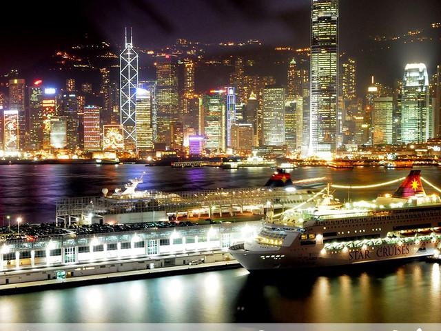<香港夜游维港海龙明珠电子船票无需电话预约>无需打印