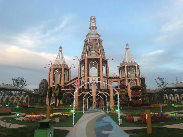 <浦江郊野公园奇迹花园-门票>秋季艺术花展,浦江郊野公园奇迹花园(AAAA)