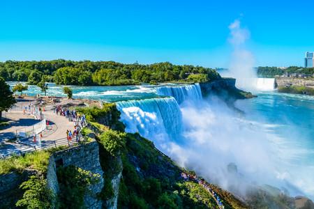 <纽约+费城+华盛顿+尼亚加拉瀑布5日游>畅游五大名城,当地参团