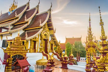 <泰国曼谷+普吉岛机票+当地5晚6日游>