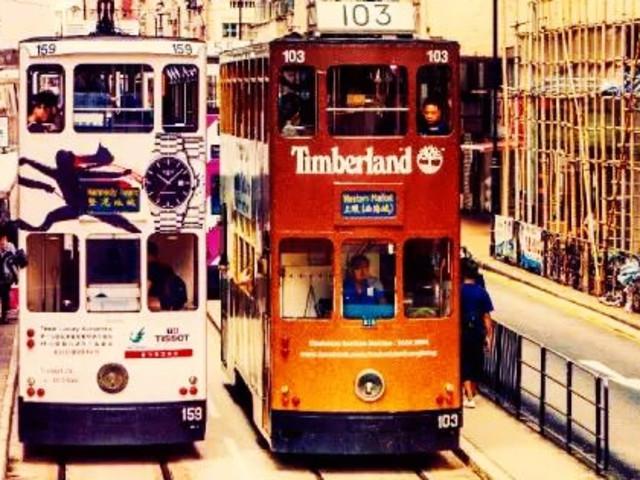 [五一]<香港百年叮叮车+SOHO涂鸦街+中环警署+港式茶餐厅一日游>深度纯玩  漫步中环  网红景点必打卡文艺范儿+TVB场景
