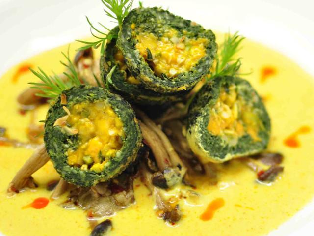 <【米其林一星 正宗印度料理】皇雀印度餐厅美食套餐>