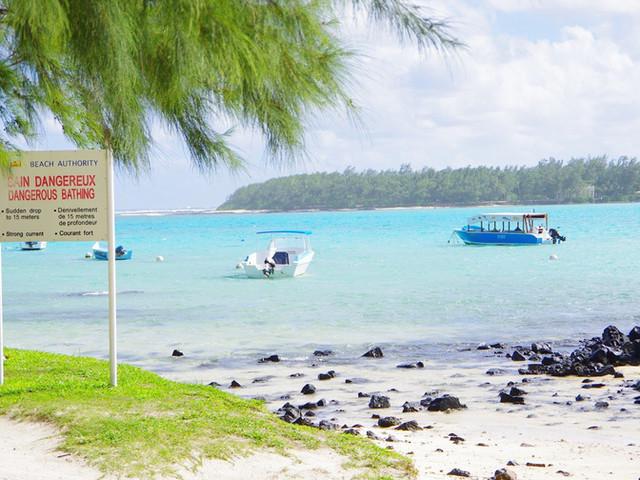<毛里求斯海豚湾+天涯海角+大浪湾+自然桥+蓝湾一日游【百条好评】>
