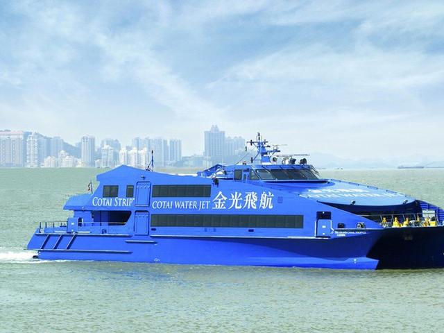 <【金光飞航】香港信德港澳码头-澳门氹仔码头往返船票(市区线)>