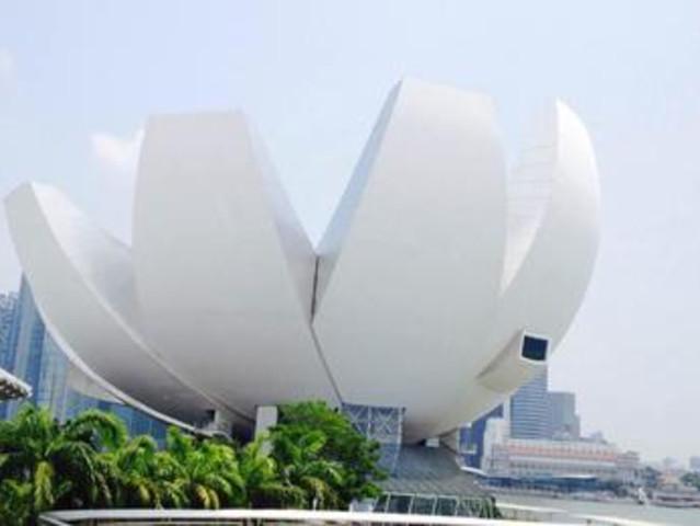 <新加坡金沙艺术科学博物馆全馆门票>(常设展览+临时展览)